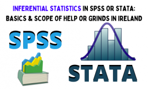 Inferential Statistics in SPSS or Stata: Basics & Scope of Help or Grinds in Ireland